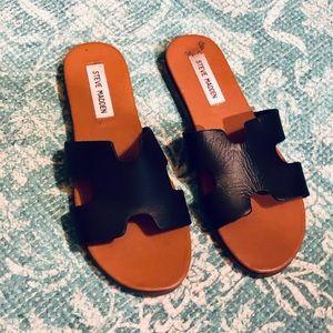 Steve Madden Slip on Sandals